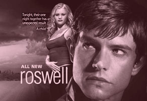 Roswell with Emilie and Jason